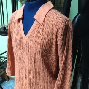 Pretty Ruched Pullover Top (103)